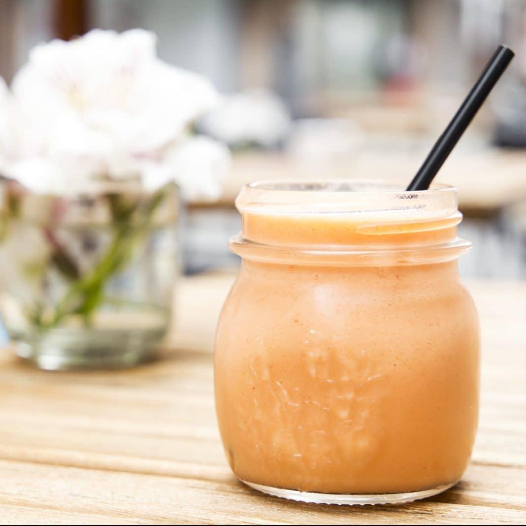 Cocktail, bouye, pain de singe, baobab.